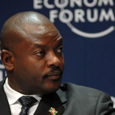 Burundi Président Nkurunziza