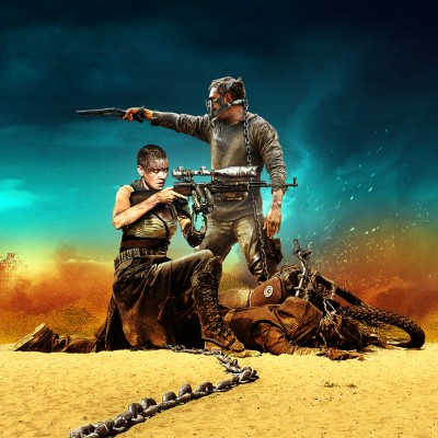 mad max road fury affiche film