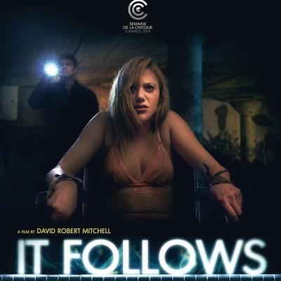 DECRYPTER - It Follows, un film d'horreur bien flippant qui en fait un tantinet trop