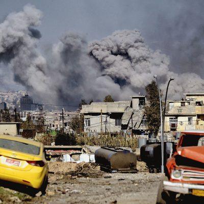 COMPRENDRE - Le sort des civils dans la bataille de Mossoul - Entretien avec Nina Walch d'Amnesty International