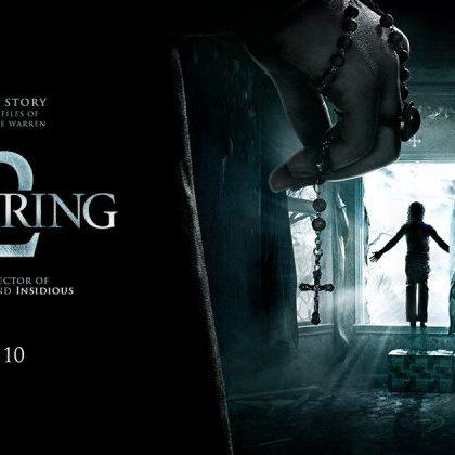 <i>DECRYPTER</i>- La saga Conjuring : le cas Enfield